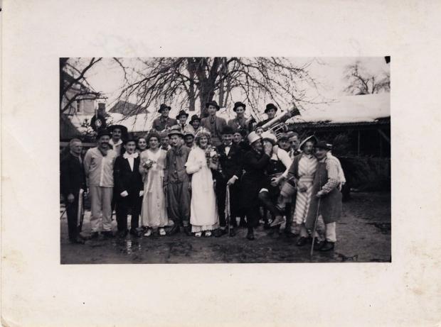 Faschingsh 1954