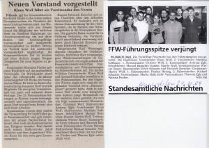 Neuwahlen 2004