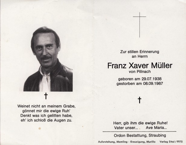 F.X.Müller