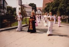 Fahnenweihe 1979