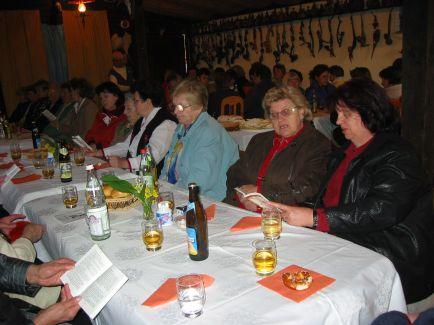 Nachfeier Gründungsfest 2004