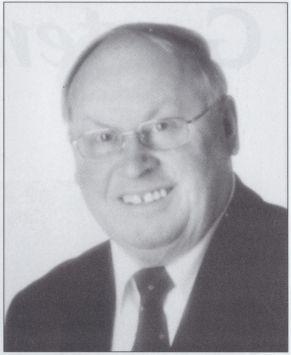 Ehrenschirmherr Josef Baumeister