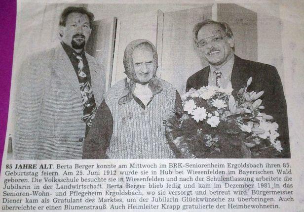 Berta Berger