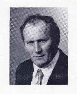 Fischer Hermann sen. Letzter Bürgermeister von Pillnach und Vorstand der FFW