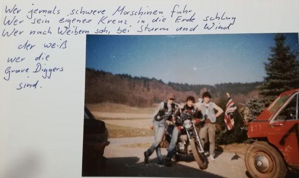 von links: Peter Fischer, Thomas Meinzinger, Manfred Hofbauer