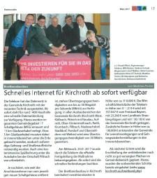 Entnommen: Gemeindeblatt März 2017