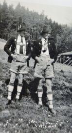 Ludwig Wolf und Hermann Fischer sen.