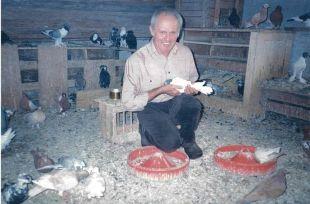 Wigg und seine Tauben 1996