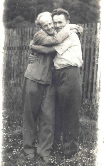 Hans Fischer + und Ludwig Wolf