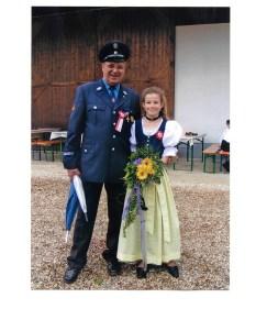 Englbert und Julia Henseler 2004