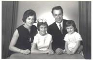 1970 Familienfoto