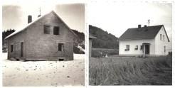 Bau des Eigenheims