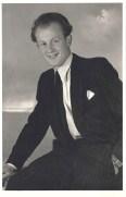 Freund Hans Fischer + 1957