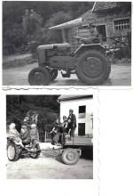 Neuer Traktor im Hause Kraus