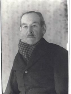 Stiefgroßvater Johann Rauscher