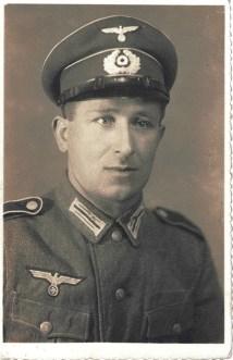 Johann Kraus sen. 1941