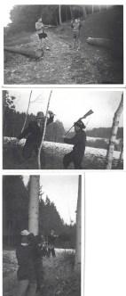 Wuiderer und Jäger, Bild oben mit Willi Simeth