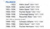 Entnommen: Gemeindeblatt Kirchroth März 2020