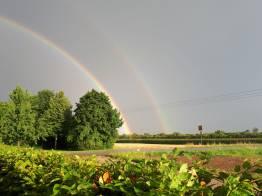 Regenbogen am 26.07.2020