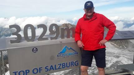 Kitzsteinhorn 3029 Meter